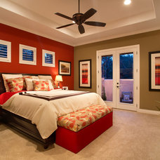 Traditional Bedroom by Jimmy Jacobs Homes