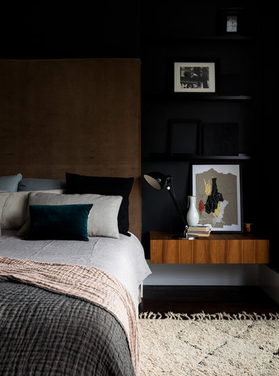 Contemporary Bedroom by Finkernagel Ross Architects