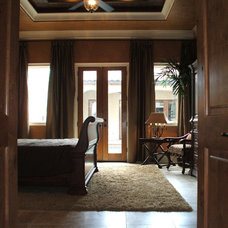 Traditional Bedroom by Bunker Hill Design