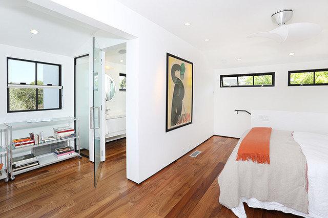 Modern Bedroom by J. Kramer Corp.