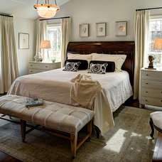 Traditional Bedroom by Lisa Smith Interiors