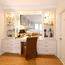 Modern Bedroom by K.C. Customs & Remodeling, Inc.