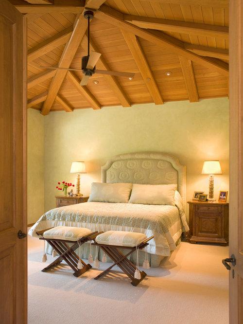 Mediterranean Small Bedroom Design Ideas Remodels Photos