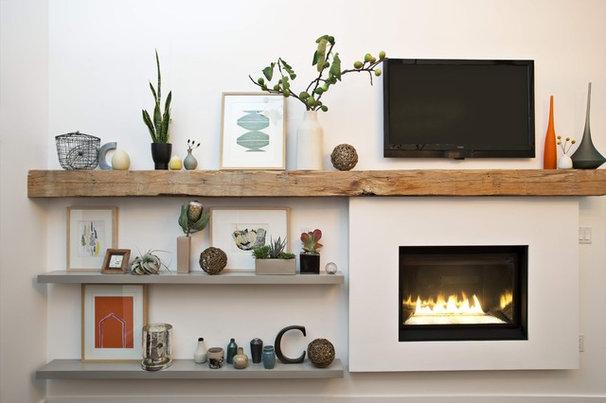 Contemporary Bedroom by Fiorella Design