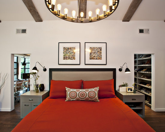 Master Bedroom Decorating Ideas Contemporary contemporary master bedroom design | houzz