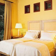 Mediterranean Bedroom by Martha Angus Inc.