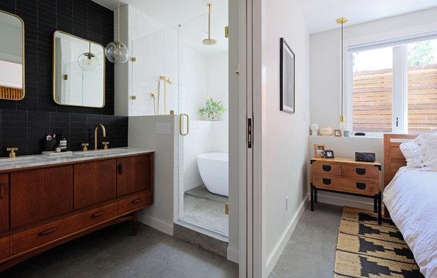 Contemporary Bedroom by SF Design Build