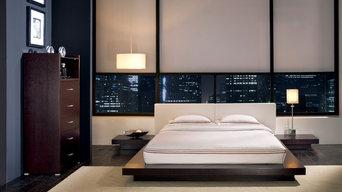 Worth Platform Bed (Modloft) @ Direct Furniture