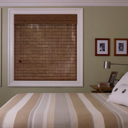 Woven Wood Shade - Beltway Blinds, Kathy Ireland Home by Alta, Frederick MD