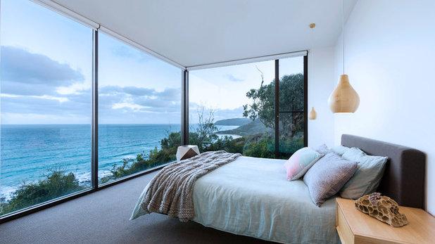 Contemporary Bedroom by John Wheatley UA Creative