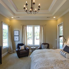 Traditional Bedroom by plantation building corp