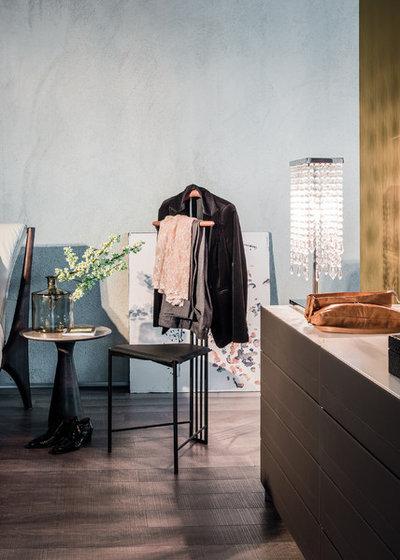 エクレクティック 寝室 by RoomService 360