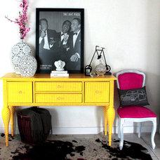 Eclectic Bedroom by FT DeZign