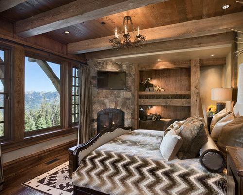 Schlafzimmer Rustikal Gestalten