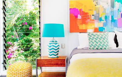Let Summer Linger With Sorbet-Inspired Interiors