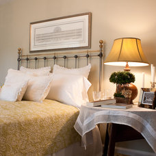 Traditional Bedroom by Meredith L. Bohn Interior Design
