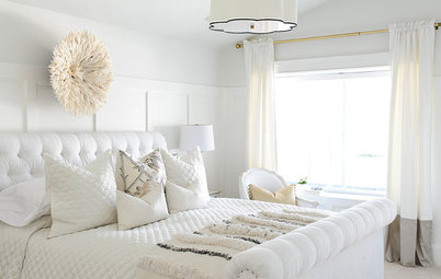 Decorating Guides Must Try Color Combo: White With Warm Off White