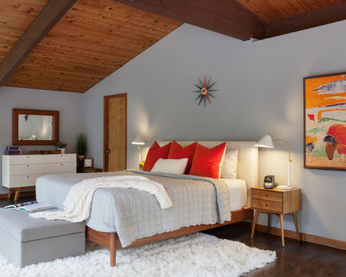 Our 11 Best Midcentury Modern Bedroom Ideas & Decoration Pictures ...