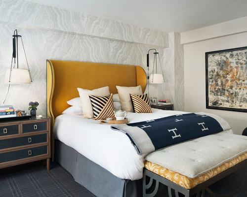 preppy bedroom design ideas remodels photos houzz