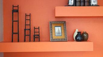 Young, Fresh, Bold Bedroom in Metairie, LA