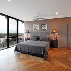Modern Bedroom by Melbourne Contemporary Kitchens