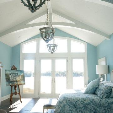 {Z} Family Home, Master Bedroom