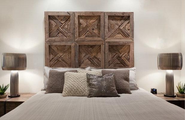 Rustic Bedroom by Talie Jane Interiors