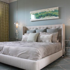Contemporary Bedroom by Abode Interiors