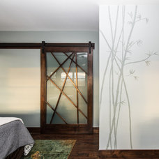 Asian Bedroom by HighCraft Builders