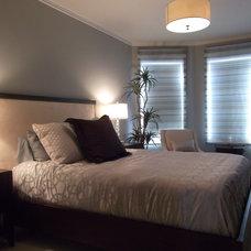 Contemporary Bedroom by Harmonique Home