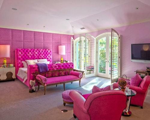 100+ Eclectic Pink Bedroom Ideas: Explore Eclectic Pink Bedroom ...