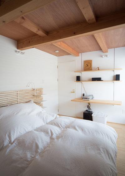 モダン ベッドルーム by キリコ設計事務所
