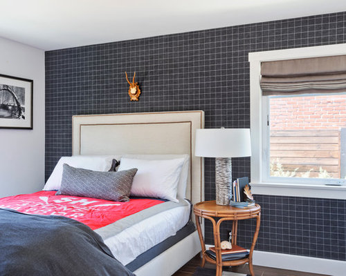 Inspiration For A Transitional Bedroom Remodel In Orange County