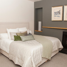 Contemporary Bedroom by Whitney Lyons
