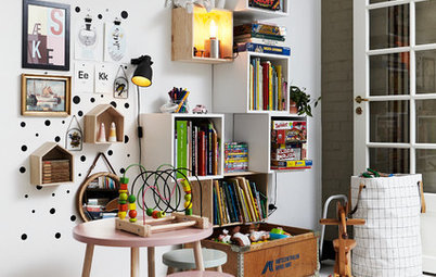 7 tips til børneværelset – Indret til leg uden rod!