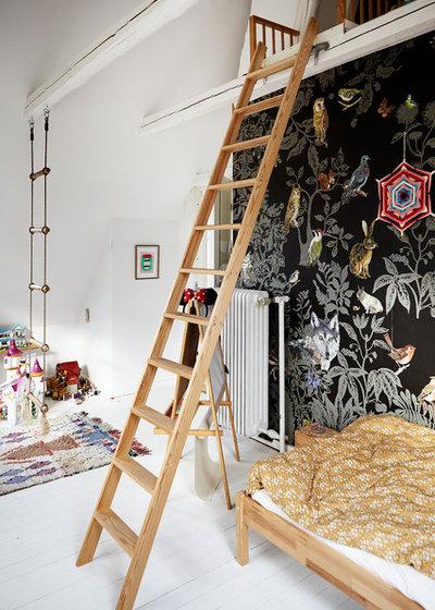 Eklektisch Kinderzimmer by Mia Mortensen Photography