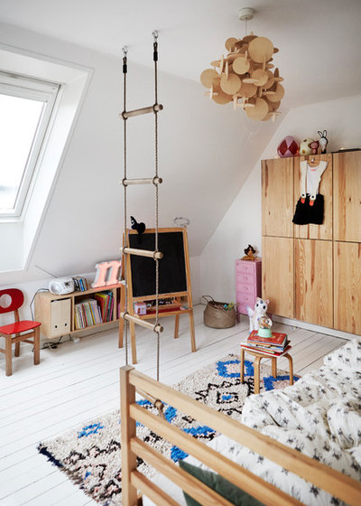 Skandinavisch Kinderzimmer by Mia Mortensen Photography
