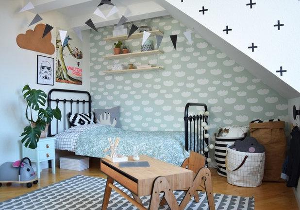 Skandinavisk Barnrum by The Rusty Home