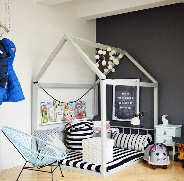 Moderne Chambre d'Enfant by The Rusty Home