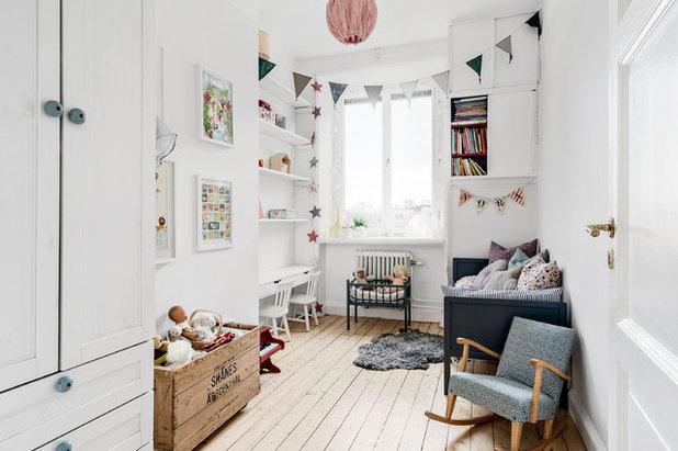 Skandinavisk Børneværelse by Wilmer Interior