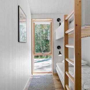 Sommerhus med indbyggede køjesenge