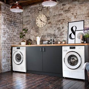 Modern Contemporary Utility Room