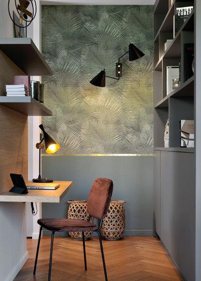 Contemporain Bureau à domicile by CANDICE BRUNY