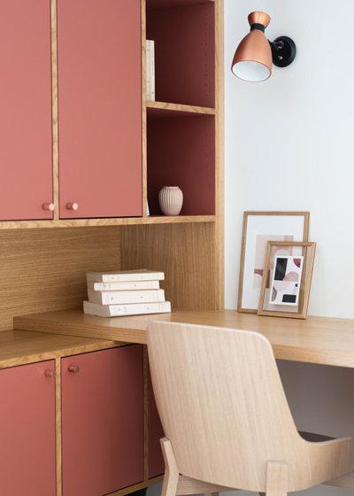 Scandinave Bureau à domicile by Adeline Pithois-Guillou