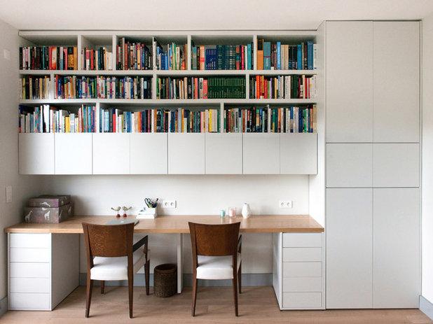Scandinave Bureau à domicile by Murs et Merveilles