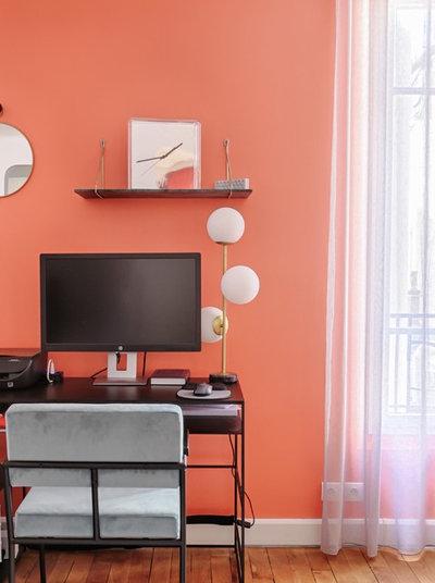 Modern Arbeitszimmer by Elivan Interior Design