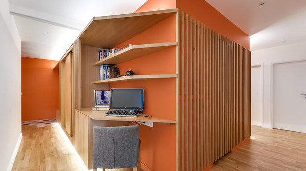 Modern Arbeitszimmer by YADE