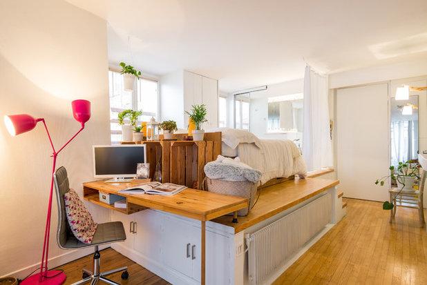 Scandinave Bureau à domicile by Aurélien Vivier