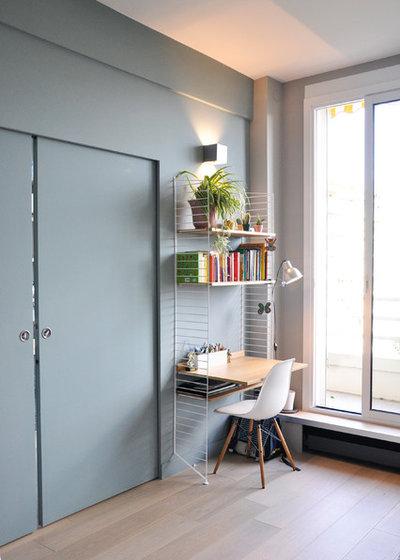 zoom mobilier les tag res string. Black Bedroom Furniture Sets. Home Design Ideas