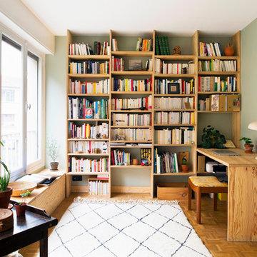 Appartement vintage à Montreuil